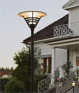 European Style Lamp-Post - Modern Styling for Commercial or Domestic use