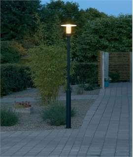Lamp Post For Gardens Lighting Styles