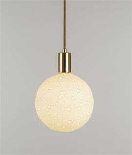 Decorative Moon Bulb - E27