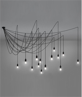 Spider Multi-Flex Dimmable Pendant