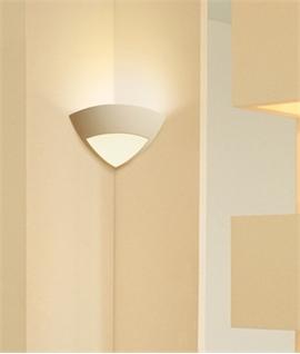 Corner wall uplights lighting styles angle plaster corner uplight angle plaster corner uplight aloadofball Images