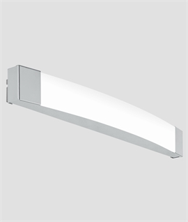 Chrome LED Over Mirror Light IP44