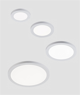 LED CCT Oversize Downlight - Cover Holes from 55mm to 205mm