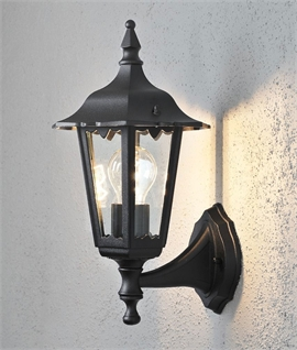 Classic External Wall Lantern IP43 Rated