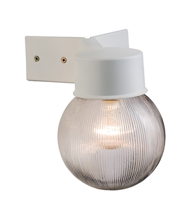 Corner Wall Light for Exterior Use IP44
