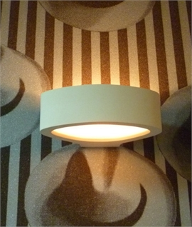 Oval Plaster Designer Wall Light