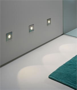 Pinhole LED Guide Light For Stair Treads And Corridors