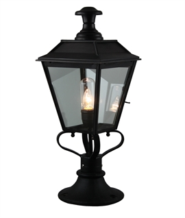 Pier Post Lantern - IP44 Rated