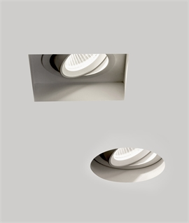 Adjustable Trimless LED Downlight - Integrated Pro-Grade LED
