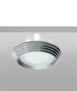 Art Deco Style GU10 IP65 Rated Downlight