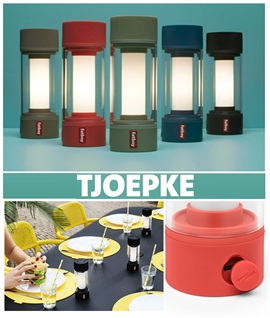 Rechargeable Lantern from Fatboy - 5 Colours