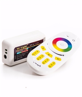 RGB Colour Changing Controllers and Receivers
