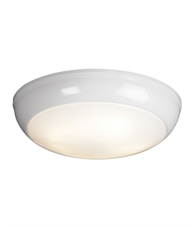 Dished Energy Saving IP44 Light