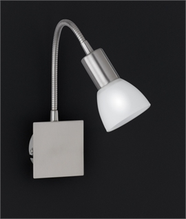 Stylish Single Spot Light with Extended Arm