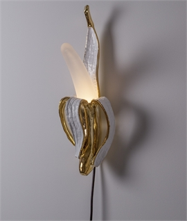 Banana LED Wall Light