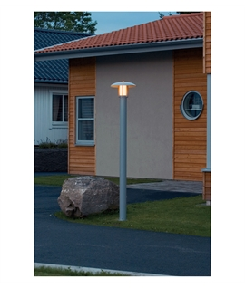 Modern Design Reduced Height Lamp Post - 2 Metres
