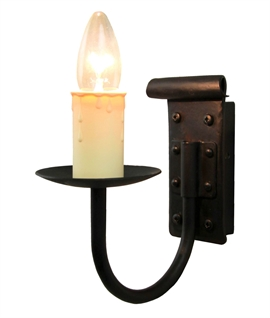 Black Iron Wall Lights