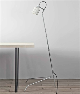 Ultra modern floor lamps lighting styles the ultimate must have modernist floor lamp mozeypictures Gallery