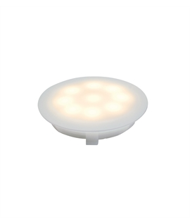LED Polycarbonate Recessed Floor Spot