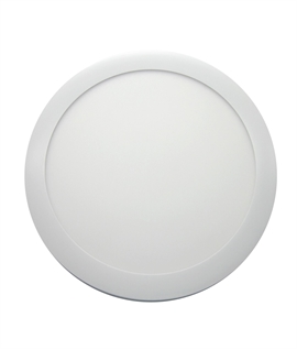 Low Profile Slim Fit LED Downlight - Edge Lit