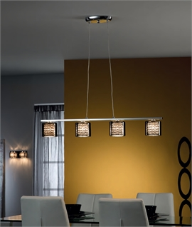 Dining room lights lighting styles for Dining room lighting ideas uk