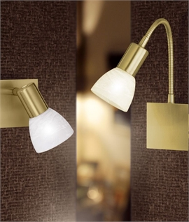 Stylish Single Spot Light - Two Designs