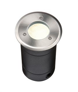 Recessed Ground Light For GU10 Lamps - 1 Tonne Loading