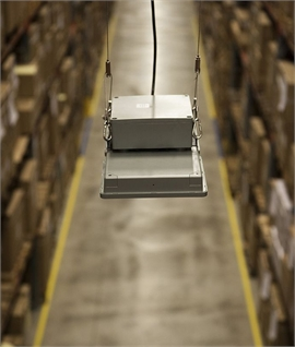 Industrial Safe Bright LED Light - Surface or Suspended