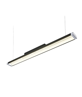 Surface Mounted or Suspended Linear Bright LED Light