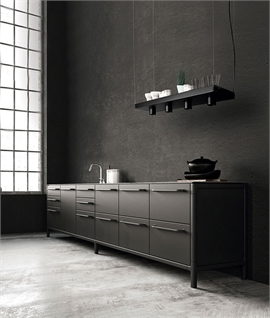 Suspension Light & Functional Shelf