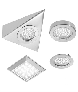 High Output LED Cabinet Lighting - 12v