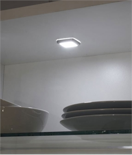 Kitchen Plinth LED Light Kit - Pack of 3 with Driver