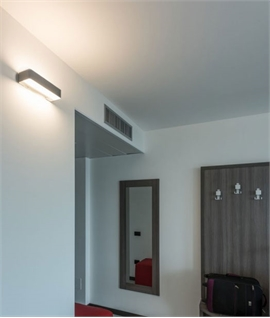 Low Glare High Output LED Wall Light