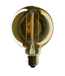 E27 Base Globe & Squirrel Vintage LED Lamps