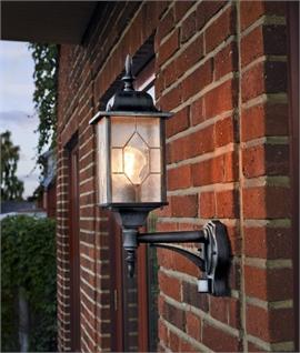 Exterior Pir Sensor Wall Light Lighting Styles