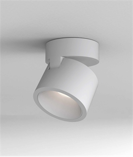 Professional LED Surface-Mounted Spotlight - Adjustable, Integrated High-Quality LED