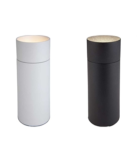 Floor or Table Uplighter with LED Lamp