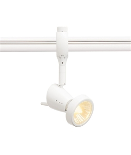 Advanced Track Deco Spotlight White