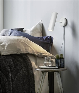Tubular Adjustable Spot Light with Switch