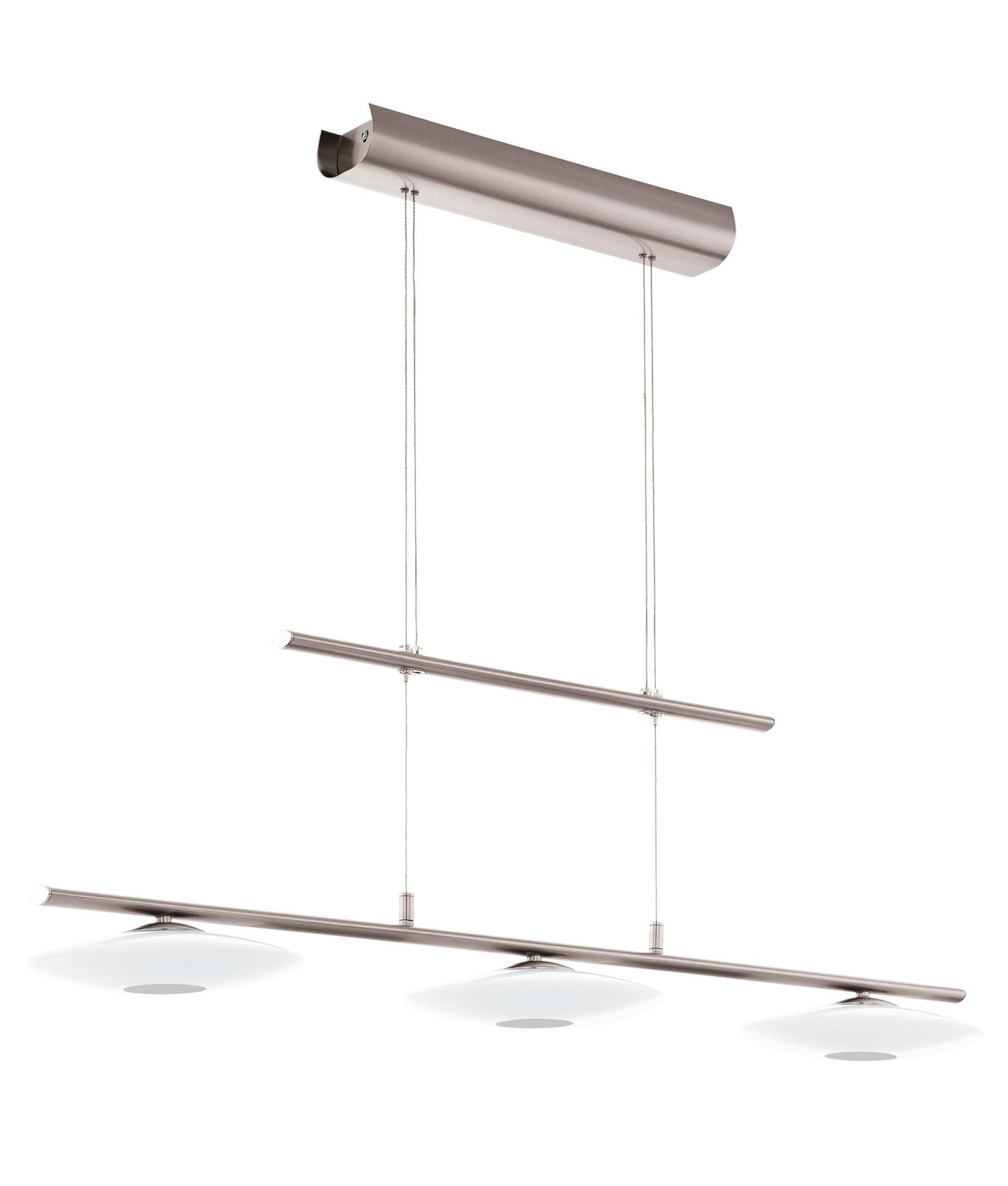 Light Chrome Ceiling Pendant