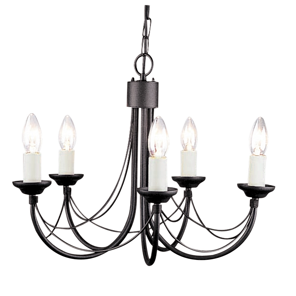 Gothic Styled Chandelier In 5 Sizes