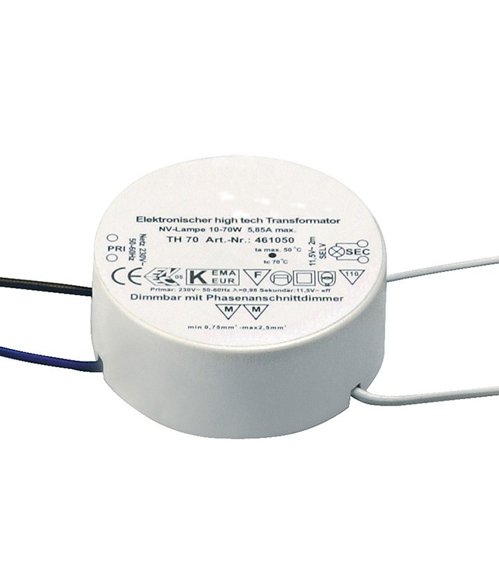 10 70va 12v electronic transformer round ideal replacement transformer