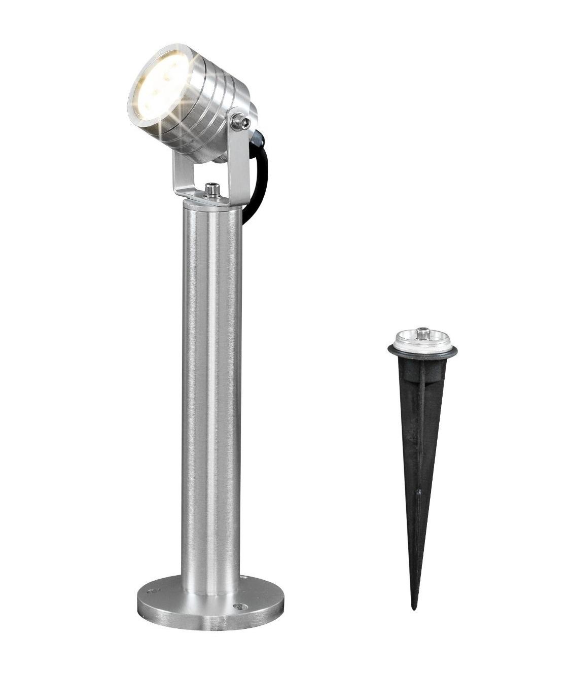 Adjustable Led Aluminium Garden Spike Light Bollard