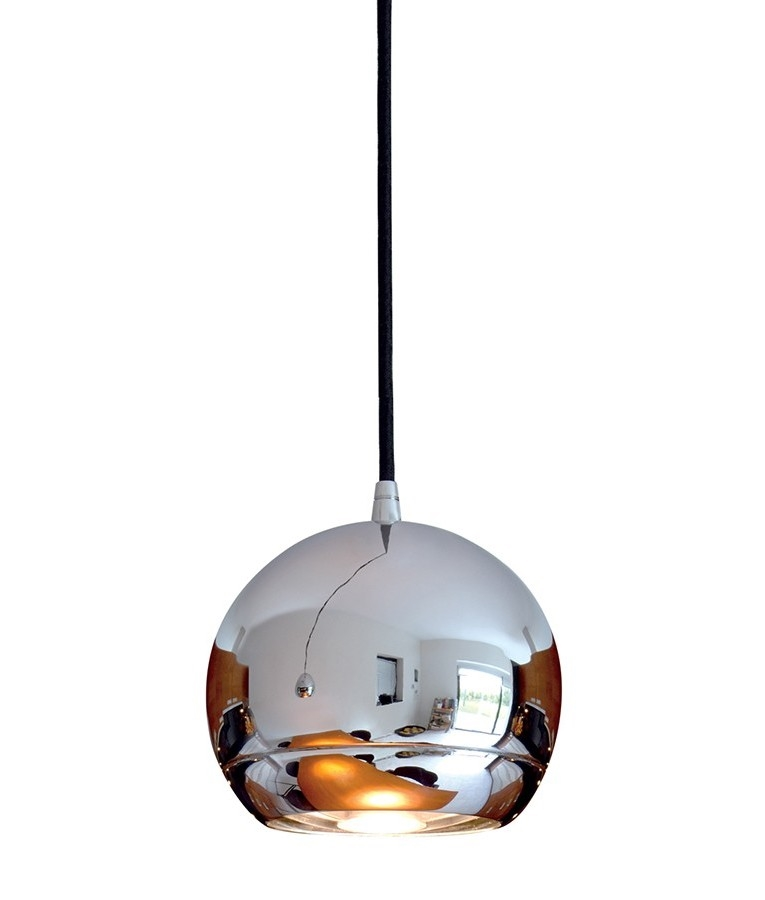 Chrome Advanced Track Pendant Light Eye