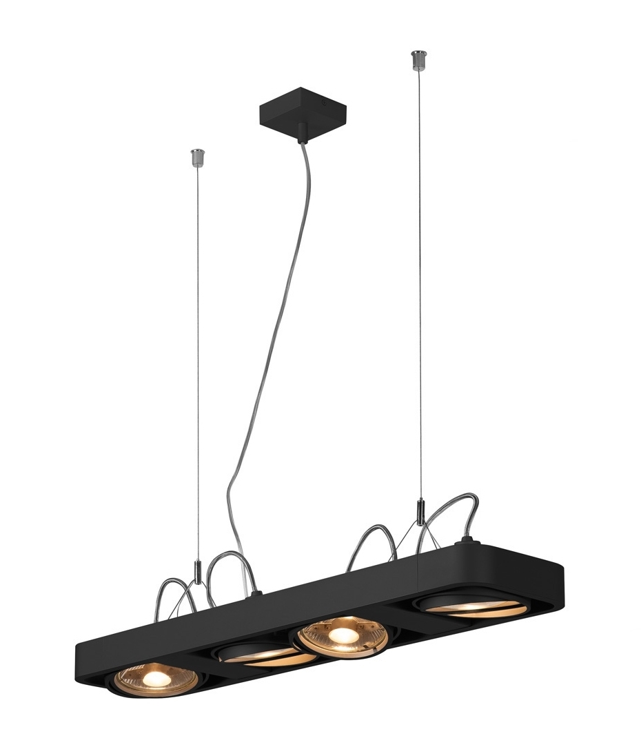 Wire Suspended Long Light Module For 4 Es111 Lamps