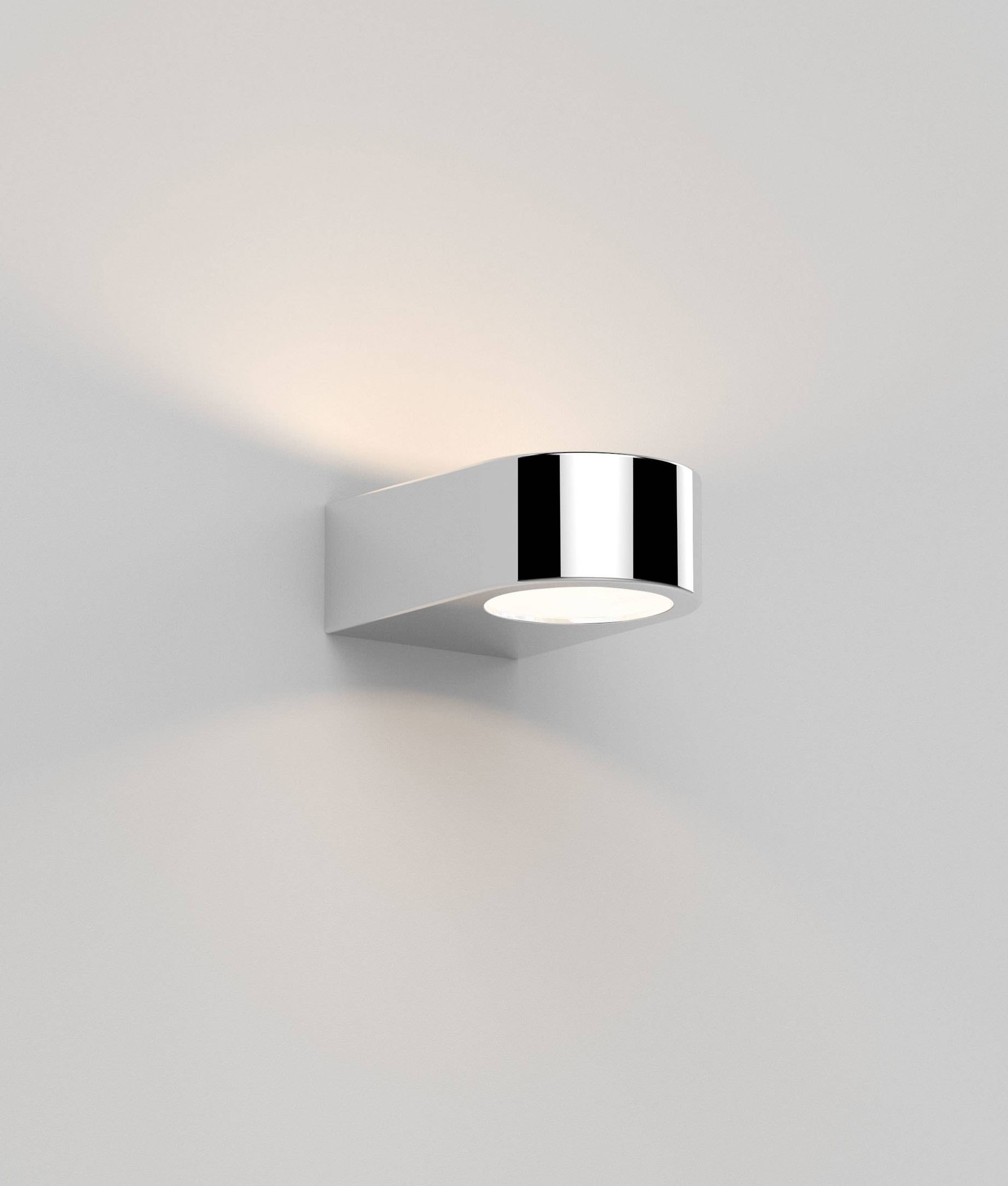 Single Bathroom Up And Down Wall Light