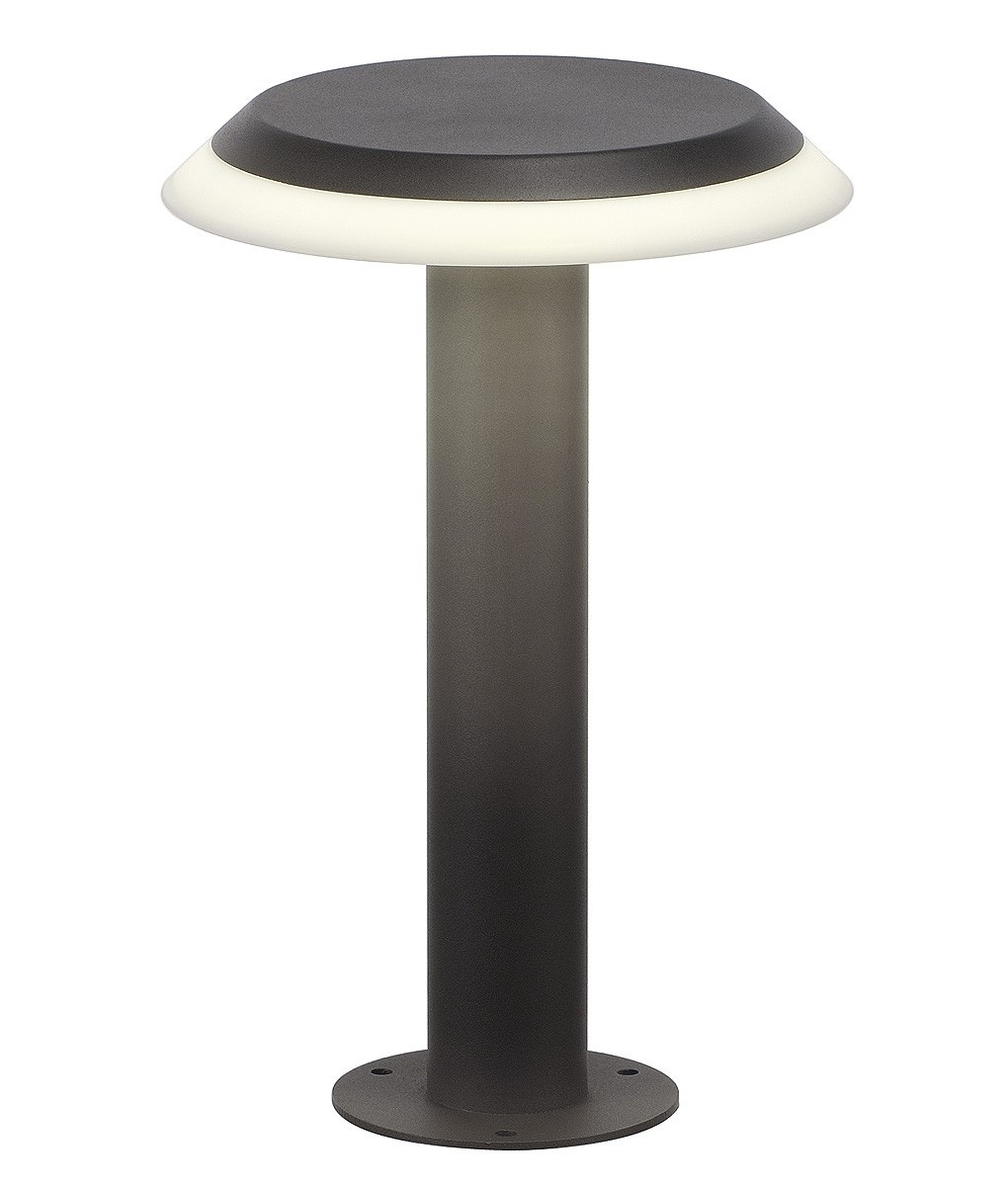 Disc Shaped Led Bollard Light H 300mm
