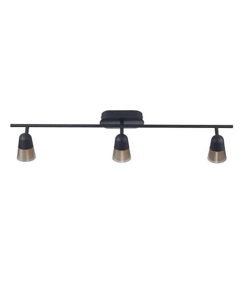 LED 3 Lamp Spotlight Bar