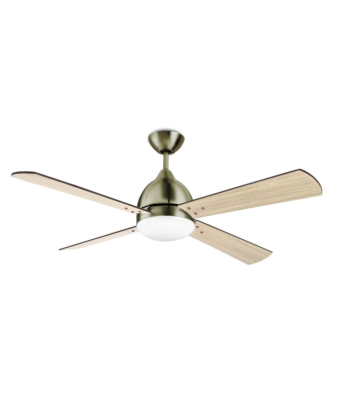 Large Ceiling Fan With Light Dia 1066mm Available In A