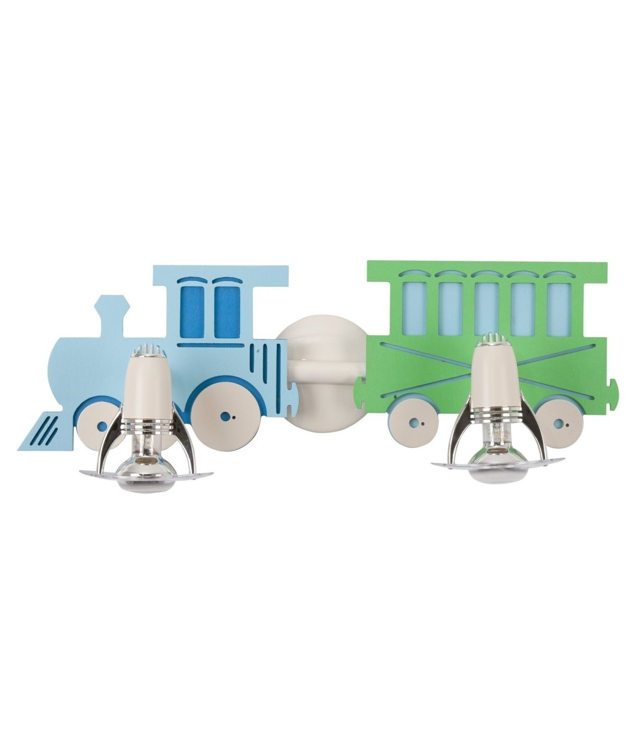 Childrens wall mounted train light with e14 lamps childrens wall mounted train light perfect for nurseries and bedrooms arubaitofo Image collections